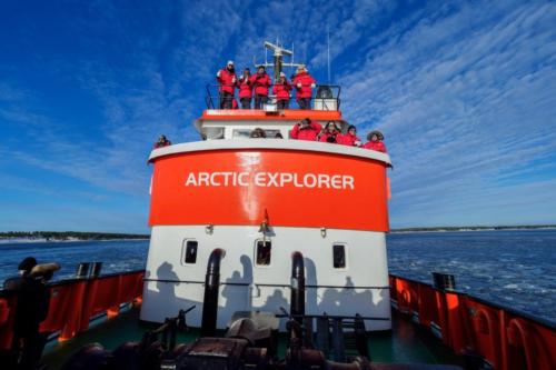 Arctic Explorer - Ice Breaker