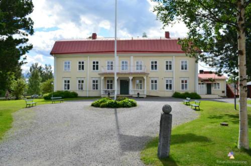 Summer Stiftsgården