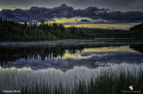 Swedish Lapland Lakes